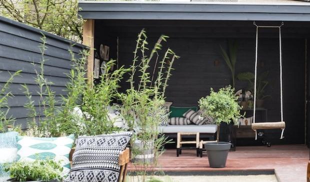 <p>Tuinhuis op maat bij jan de boer tuinhuizen</p>