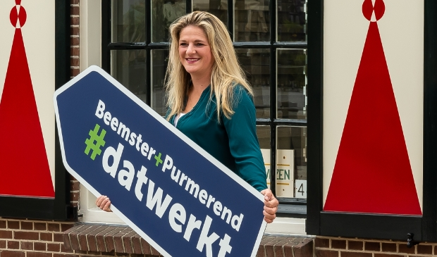 <p>Astrid Francis-Kraaij is ambassadeur van de agrarische sector. Een van haar doelen is de polder naar Purmerend brengen.</p>