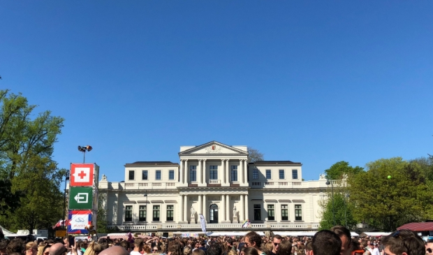 Pre-corona: Bevrijdingspop Haarlem.