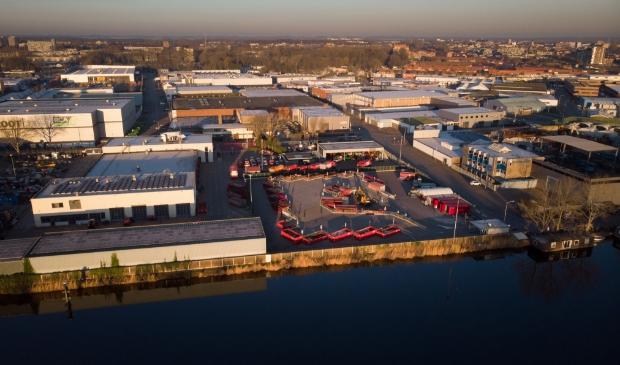 <p>Stadswerk072, inclusief vuilstort is volgend jaar verhuisd naar de HVC.&nbsp;</p>