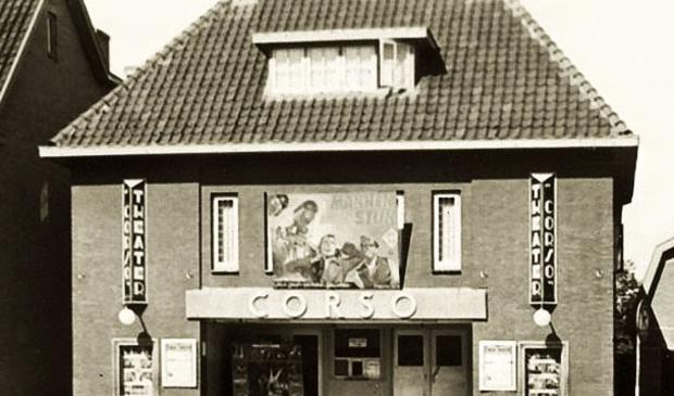 <p>Het oude Corso wordt straks appartementencomplex.</p>