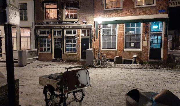 <p>Winter in Enkhuizen.</p>