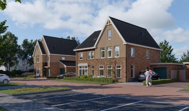 <p>Start verkoop 19 woningen fase 1C in &rsquo;t Zand-Noord.</p>