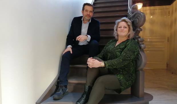 <p>Léon en Ellen willen de naam en doelstelling van de BVL waarmaken.</p>