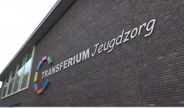 Het Transferium was tot voor kort een jeugdzorglocatie van Parlan.
