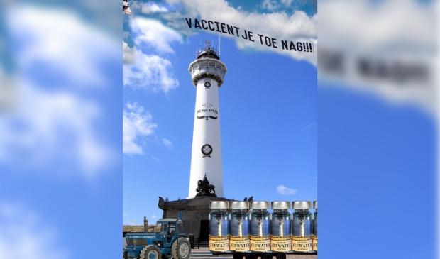 <p>&#39;&#39;Doe mij nog ien vaccien&#39;&#39;</p>