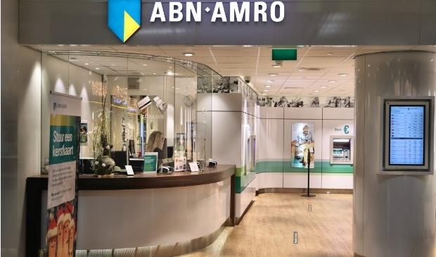 <p>Een van de ABN AMRO kantoren.</p>