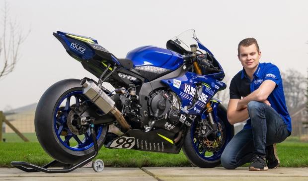 <p>Nick Vlaar heeft zijn carri&egrave;re als motorcoureur be&euml;indigd.</p>