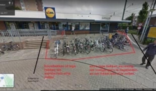<p>Station Heemskerk.</p>
