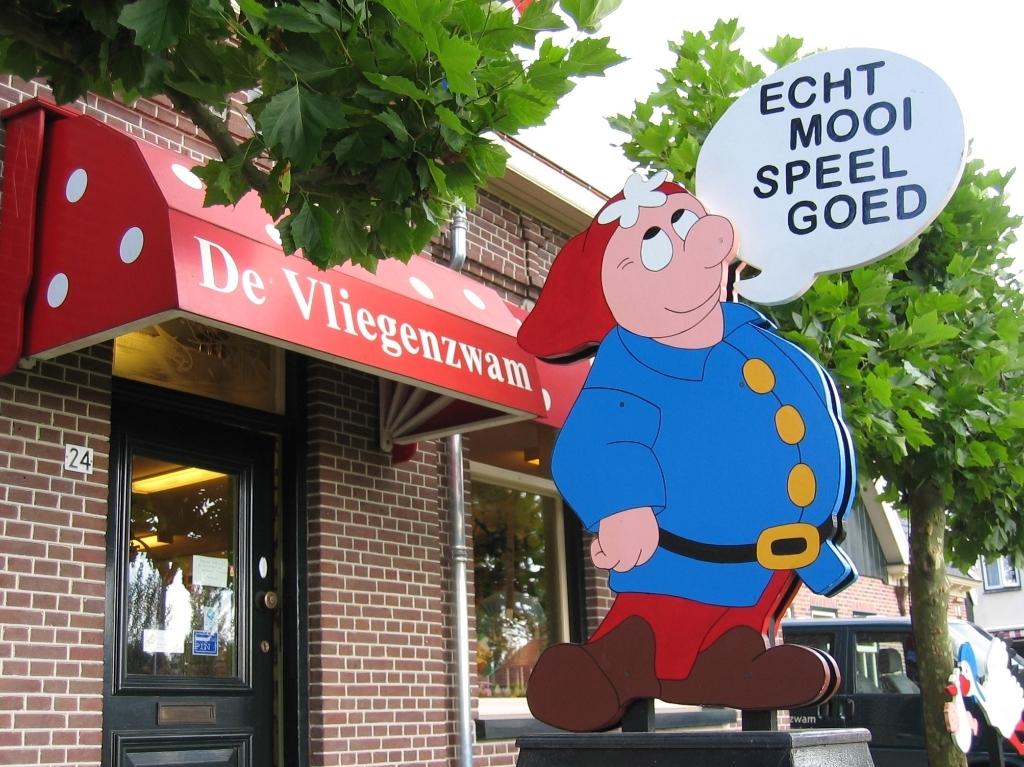 De speelgoedwinkel blijft tot eind december open. (Foto: aangeleverd) © rodi