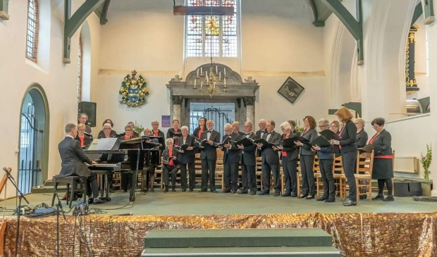 <p>Het koor Tremenda bestaat 70 jaar.</p>