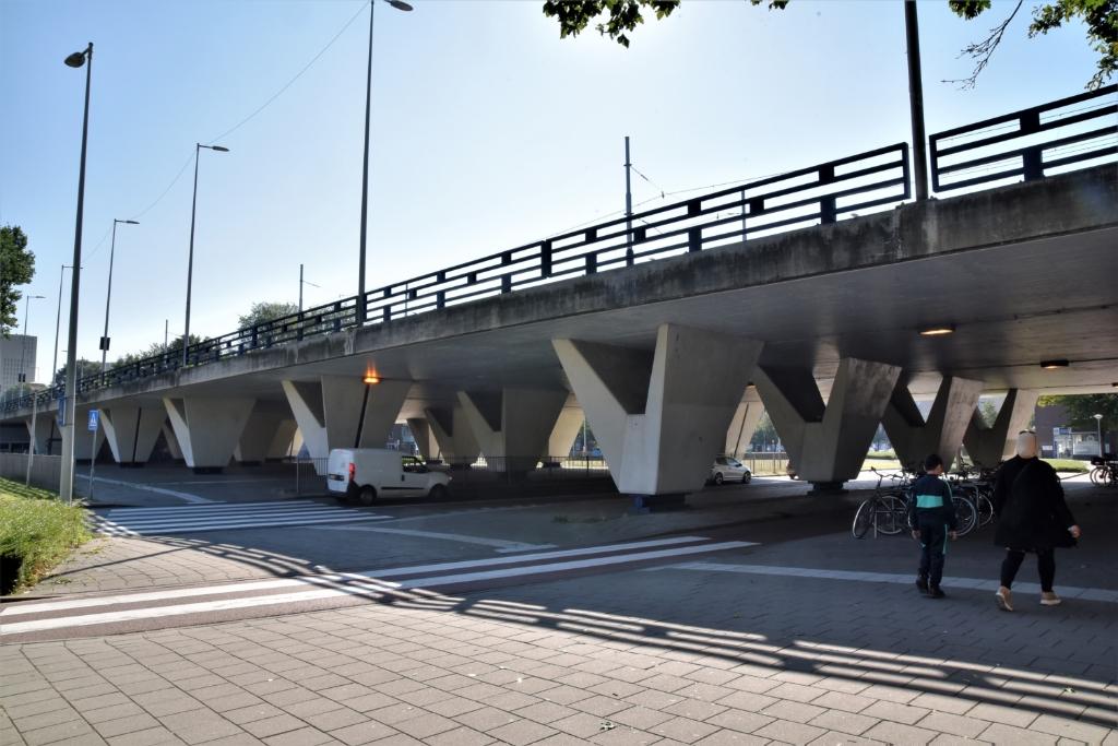 Het viaduct zoals we dat vandaag de dag kennen. (Foto: Brandeisfotografie) © rodi