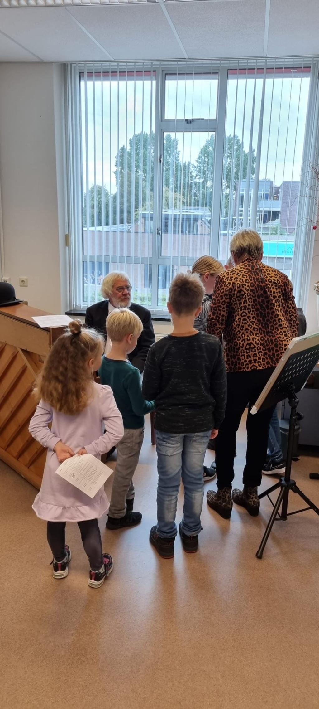 John Numeijer achter de piano. ((Foto: aangeleverd)) © rodi