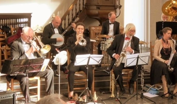 <p>Andors Jazz Band in Sgt. Pepper&#39;s Jazz-Club.</p>