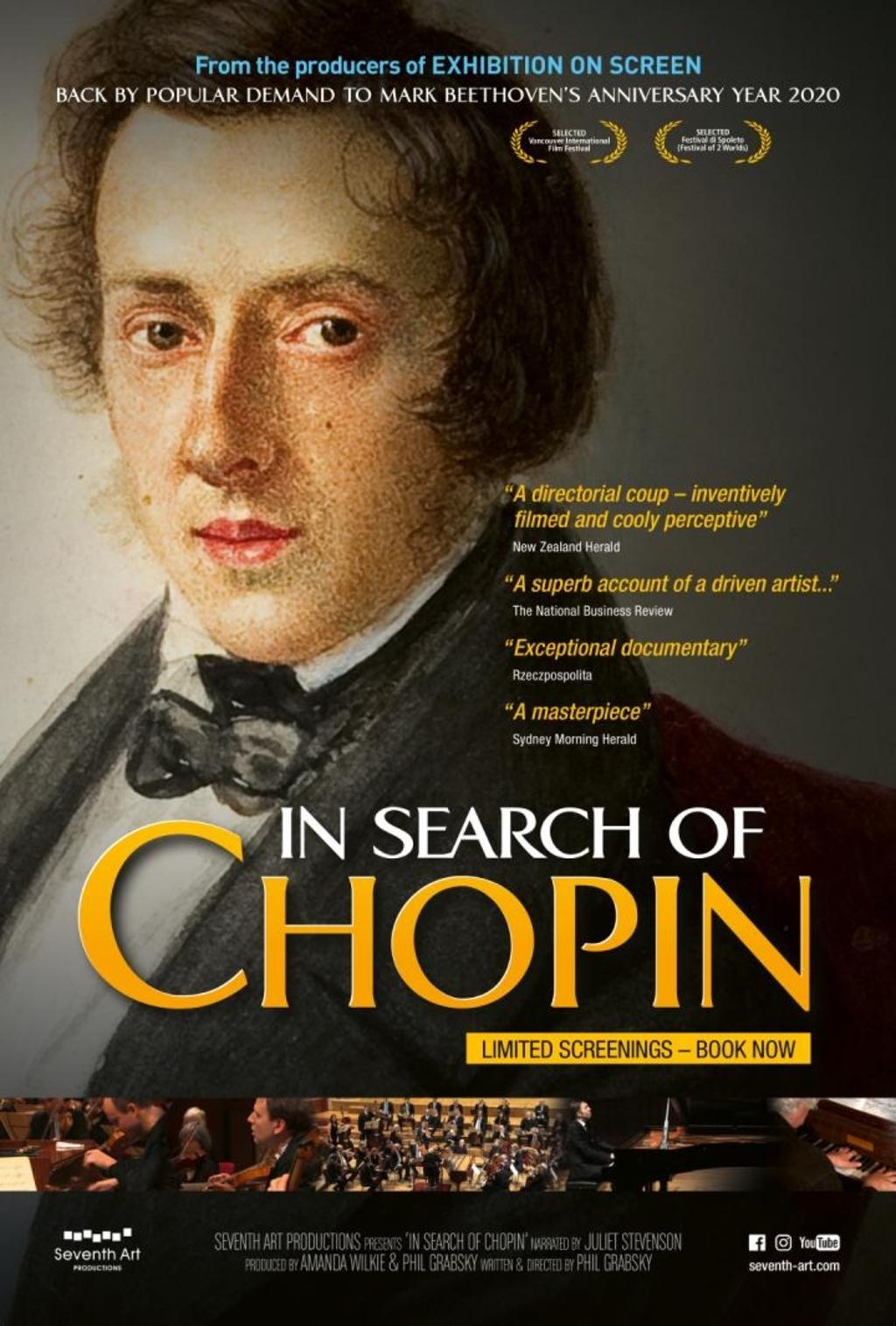 Chopin in Cinema Enkhuizen Foto: aangeleverd © rodi
