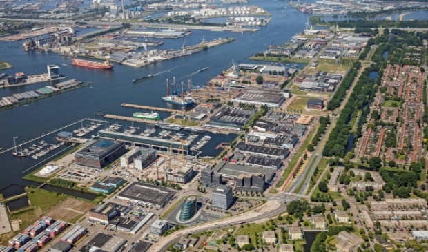 <p>Het Noordzeekanaalgebied draagt bij aan de economische groei.</p>