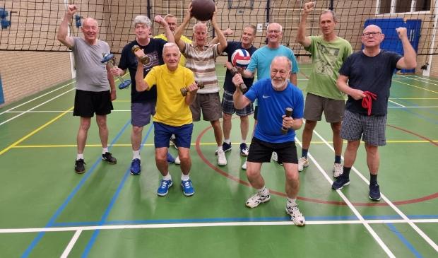 <p>&nbsp;Al jarenlang is de gymnastiekzaal op de Braillestraat op donderdagavond het domein van de senioren heren van GV Lycurgus-Hygiëa.</p>