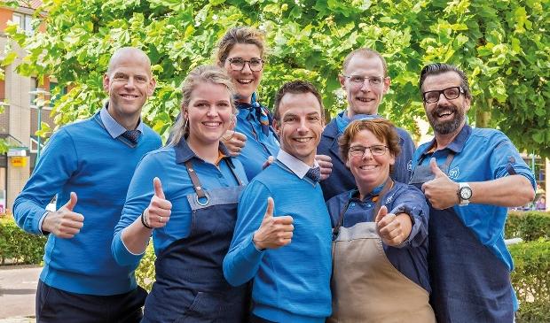 <p>Het team van Albert Heijn Anna Paulowna staat maandag 25 oktober om 16:00 uur klaar om iedereen te verwelkomen.</p>