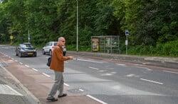 Campagne 'Wat je ook rijdt, stop altijd!'