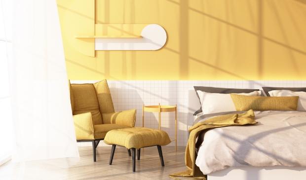 <p>Behang heeft invloed op de luchtkwaliteit in huis.</p>