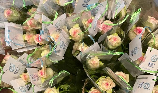 <p>Een mooie roos voor elke vrijwilliger van het Thuis van Leeghwater. </p>