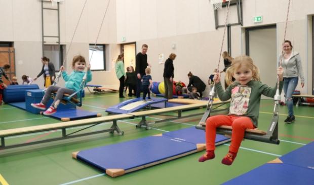 <p>Gedurende vier ochtenden worden verschillende activiteiten georganiseerd, zoals sportinstuiven, apenkooi, peutergym en free runnen.&nbsp;</p>