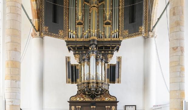 <p>Orgel Westerkerk Enkhuizen weer bespeelbaar.</p>
