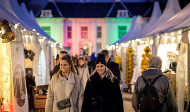 <p>Castle Christmas Fair op Beeckestijn.</p>