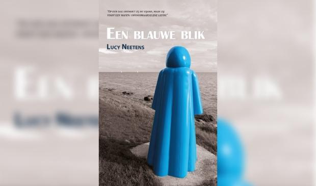 <p>Het boek &#39;Een blauwe blik.&#39;</p>
