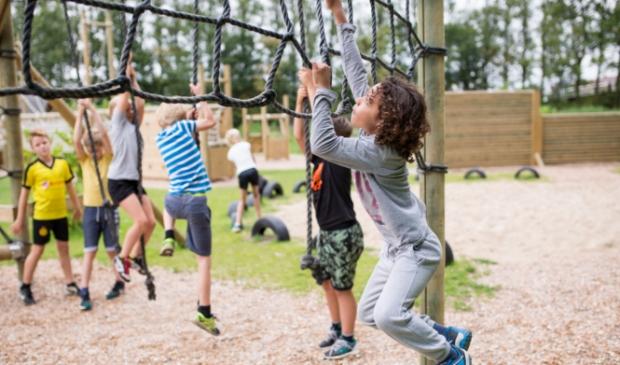 """<p pstyle=""""PLAT"""">Vakantieprogramma kinderen Outdoorpark Alkmaar</p>"""