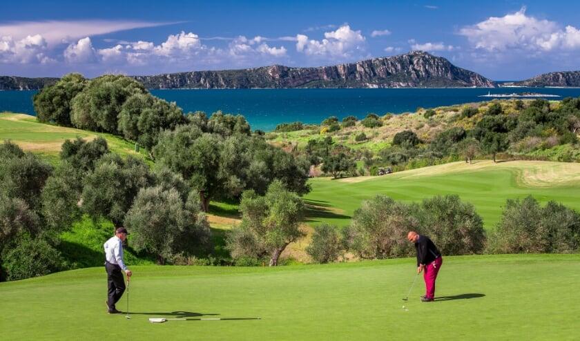 De fraaie Westin Golf Costa Navarino is één van de Executive Golf Super 7.