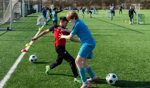 <p>FC Purmerend houdt zich aanbevolen voor nieuw jong talent.</p>