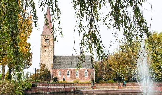 <p>Het dorpse en groen karakter van Heemskerk.</p>