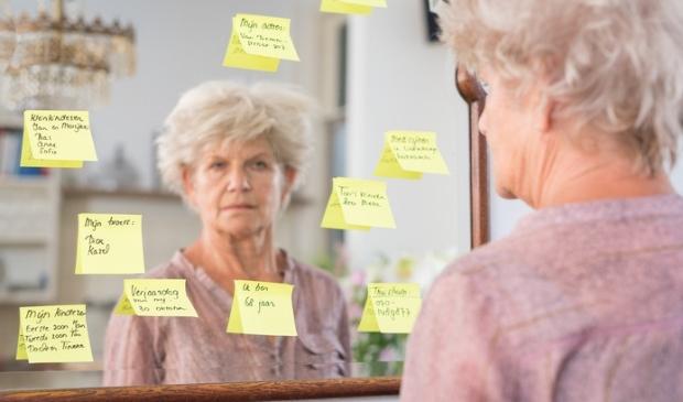 <p>Steeds meer mensen krijgen te maken met dementie.</p>