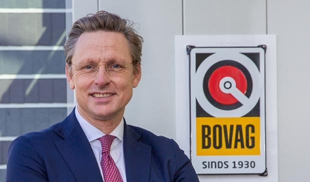 Algemeen directeur van BOVAG, Han ten Broeke.