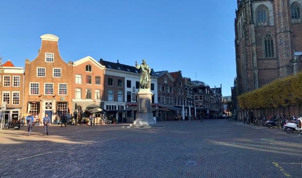 Haarlemse horeca blijven voorlopig dicht.