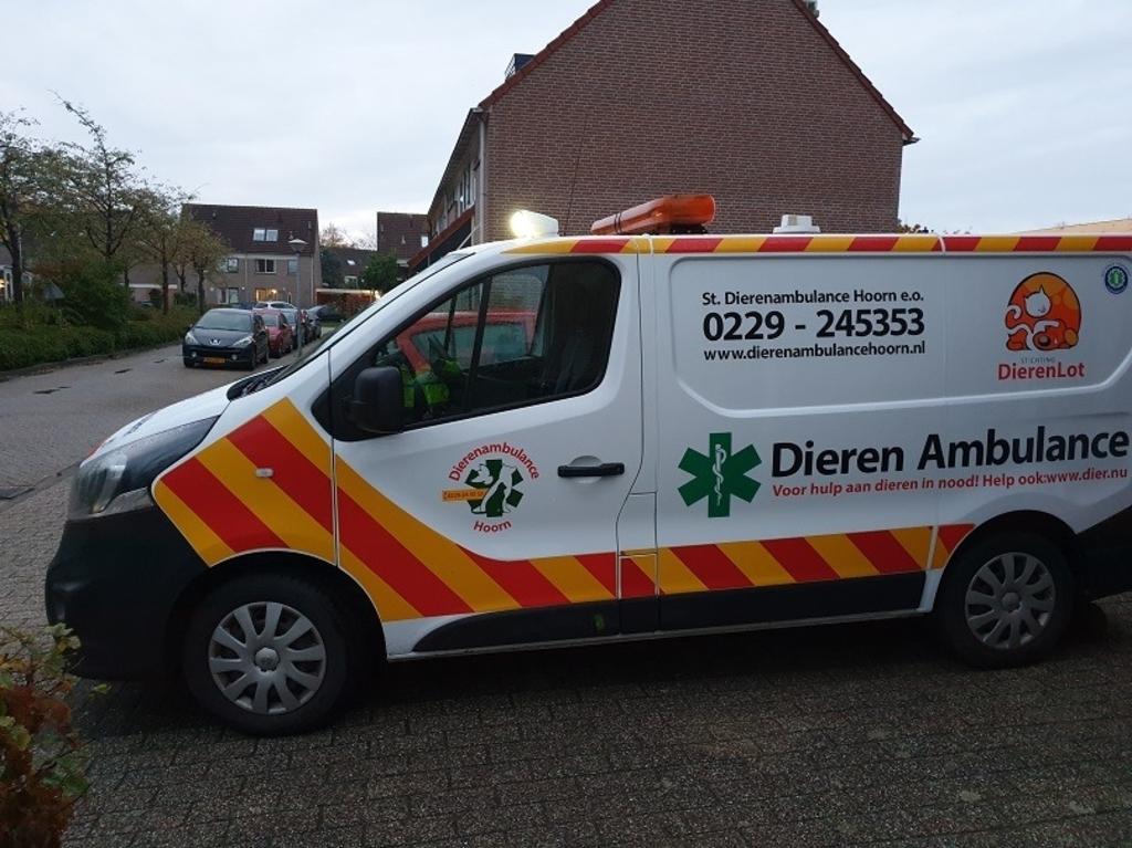 <p>Dierenambulance Hoorn heeft een alternatief voor spoeddiensten.&nbsp;</p>
