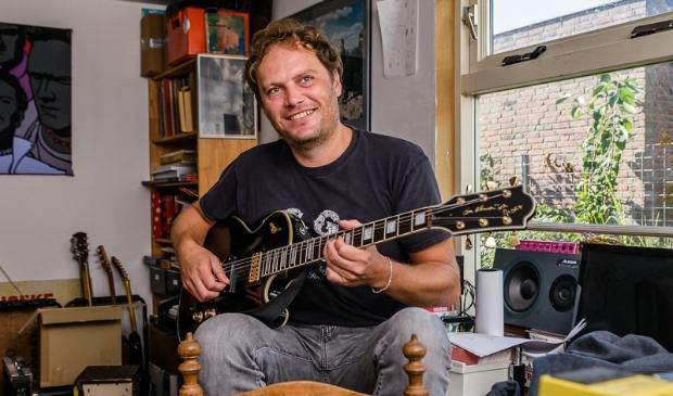 <p>Ruben Hoeke zijn online gitaarworkshop gaat van start! </p>