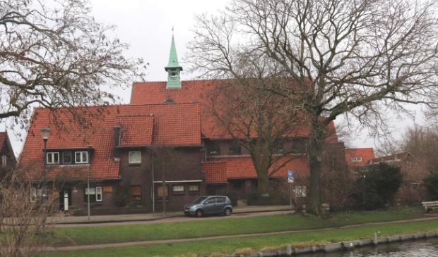 <p>De Oosterkerk in Haarlem.</p>