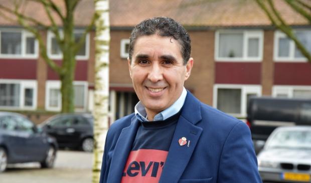 <p>Youssef Yaghdi: &quot;Dat zelfs sterke mensen omvallen, vind ik zorgelijk.&quot;&nbsp;</p>