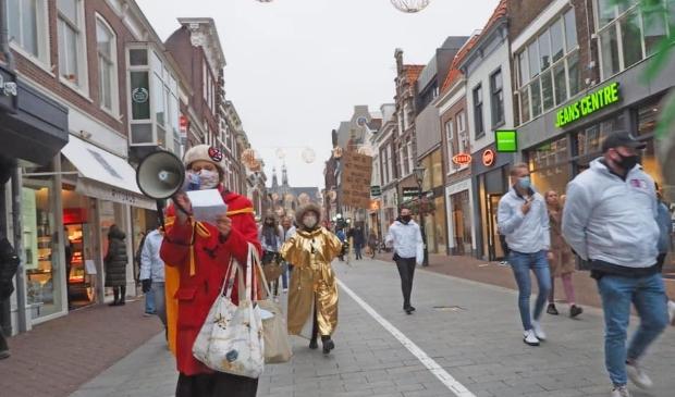<p>Extinction Rebellion protesteerde al eerder in Alkmaar.</p>