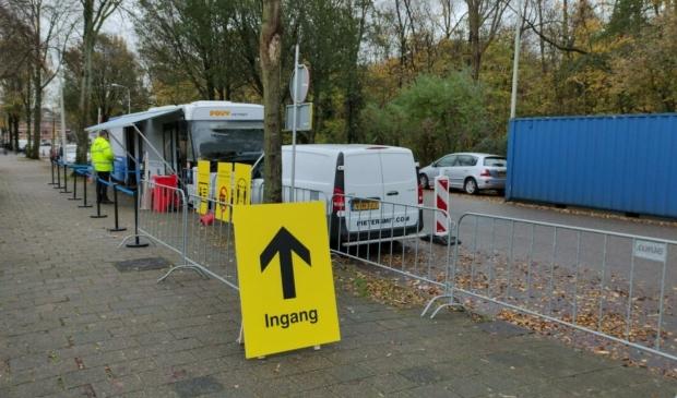 <p>Vanaf 22 februari komt er weer een coronatestbus in Volendam.</p>