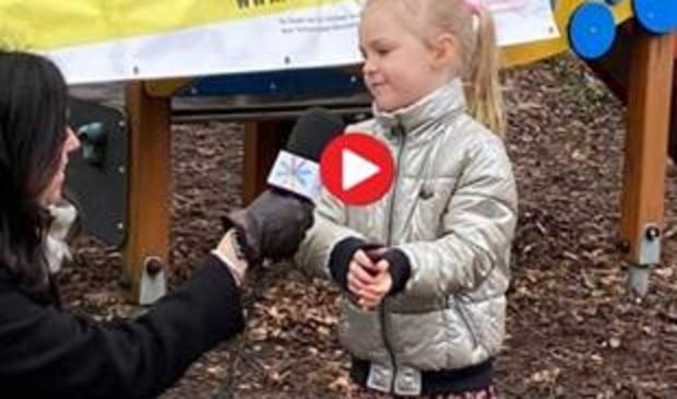 <p>Met een interactieve video begint de Week van het Verkeer bij basisschool Het Palet.</p>