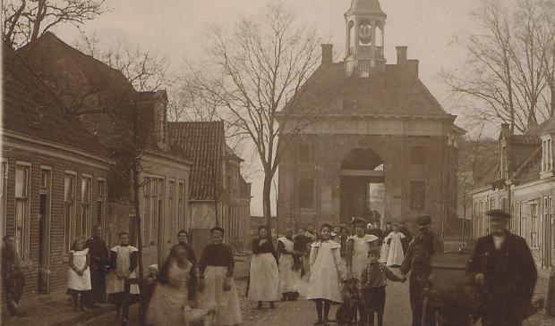 <p>De Koepoort voor 1881. </p>