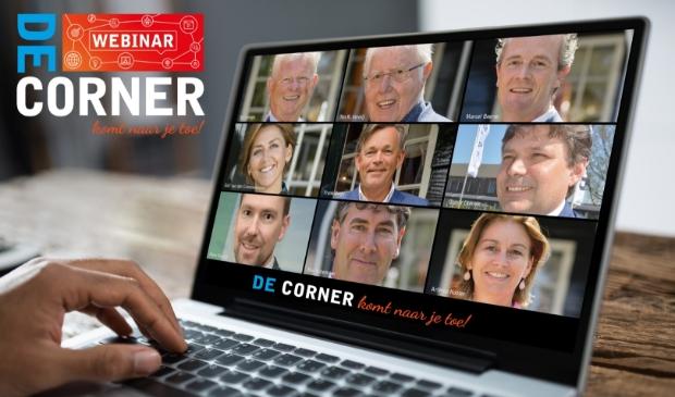 <p>De Zaanse Ondernemers Soci&euml;teit De Corner gaat z&#39;n eerste online event houden en doet dat op een spraakmakende manier.&nbsp;&nbsp;</p>