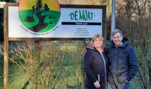 <p>Ilona en Pieter zijn in Dalfsen aan een nieuw avontuur begonnen.</p>