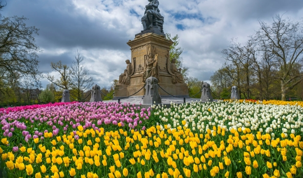 <p>Het Vondelpark.</p>