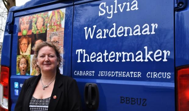 <p>Sylvia Wardenaar.</p>