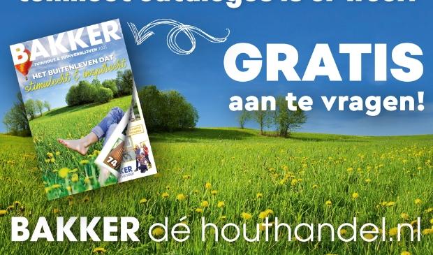 <p>Bakker de Houthandel heeft binnenkort een inspiratievolle showtuin.</p>