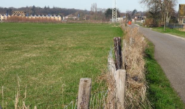 <p>Nu nog kale vlakte Oosterzijweg/Lagelaan, maar spoedig aansluiting A9.</p>